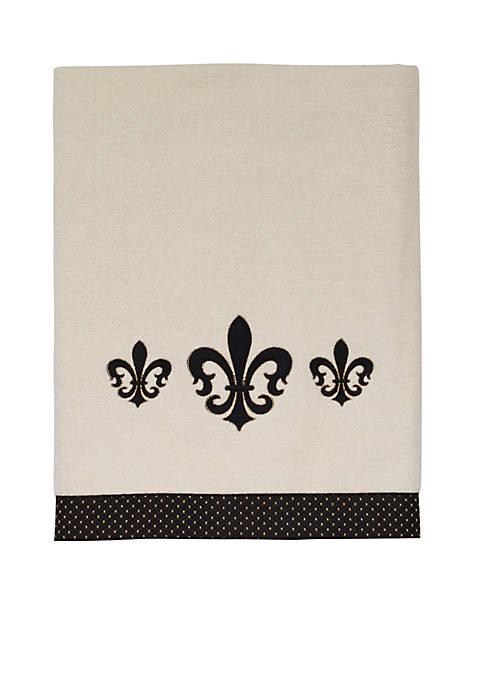 Avanti Luxembourg Ivory Bath Towel