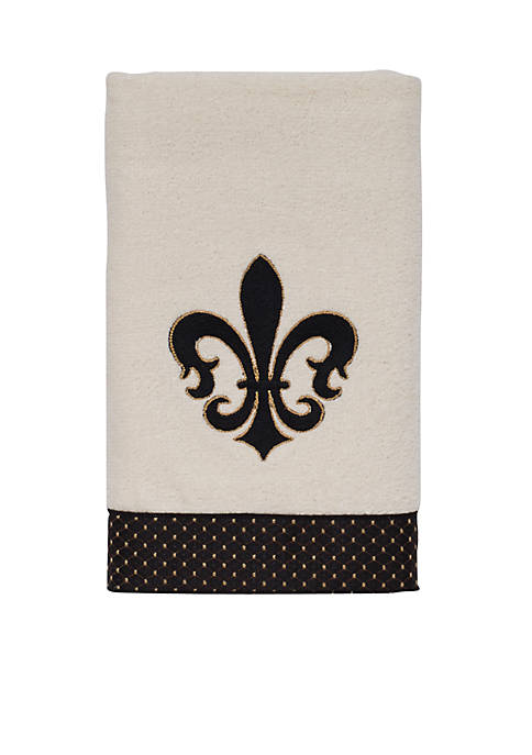 Avanti Luxembourg Ivory Hand Towel