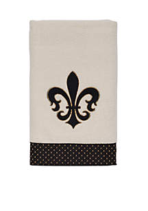 Luxembourg Ivory Hand Towel