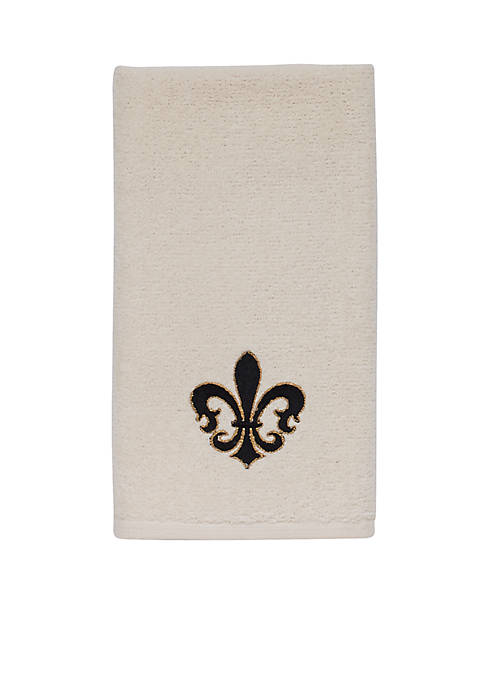 Luxembourg Ivory Fingertip Towel