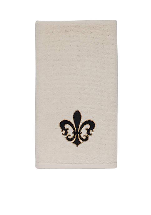 Avanti Luxembourg Ivory Fingertip Towel