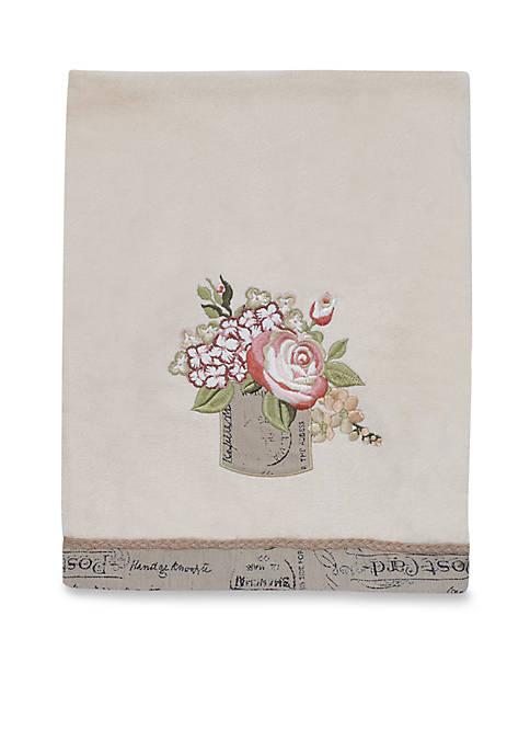 Antique Bouquet Towel