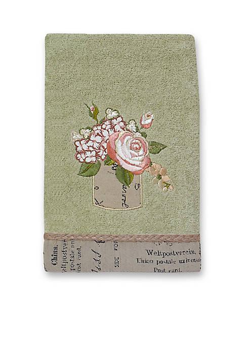 Avanti Antique Bouquet Towel