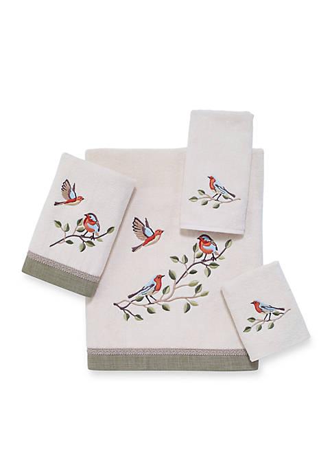 Bird Choir Hand Towel 16-in. x 30-in.