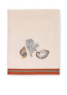 Seabreeze Ivory Bath Towel