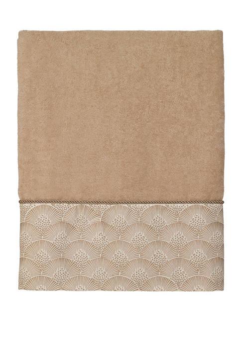 Deco Shell Bath Towel