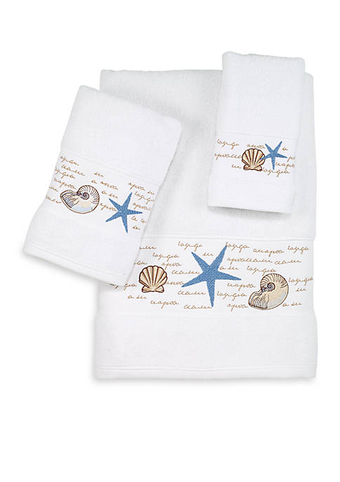 Avanti Bergamo Bath Towel Collection