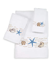 Bergamo Bath Towel Collection