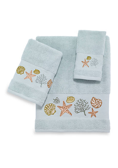 Avanti Bay Harbor Bath Towel Collection
