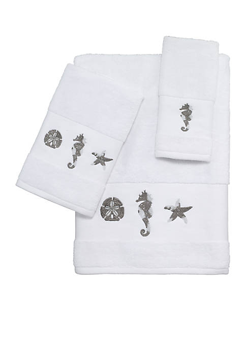 Avanti Rhodes Bath Towel Collection