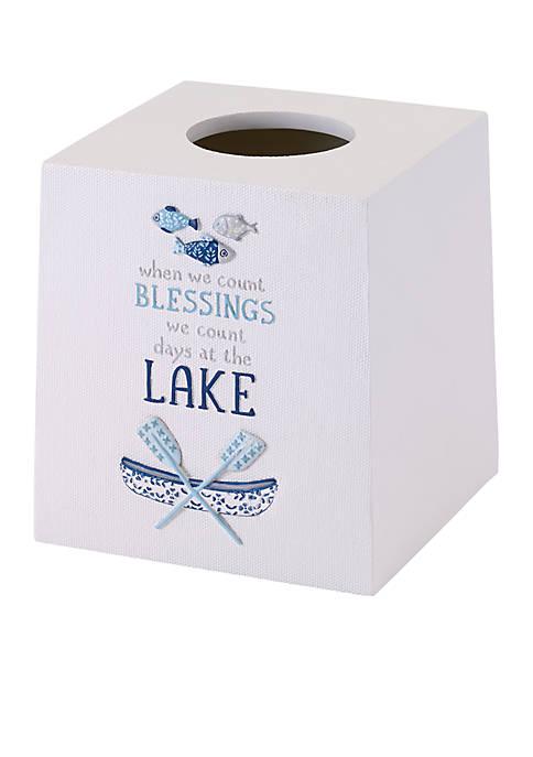 Avanti Lake Life Tissue Cover