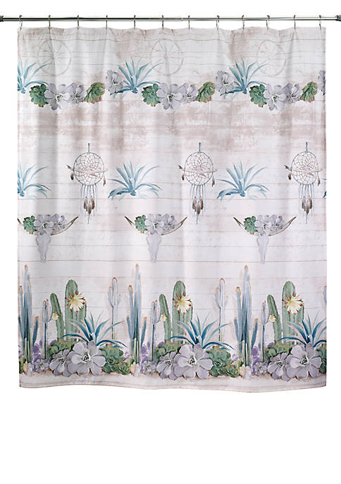 Avanti Canyon Shower Curtain