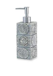 Galaxy Lotion Dispenser 2.5-in. x 2.5-in. x 8.07-in.