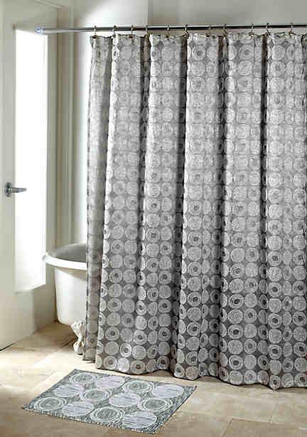 Avanti Galaxy Shower Curtain Undefined