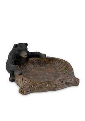 Black Bear Lodge Soap Dish
