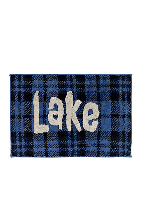 Avanti Lake Words Rug