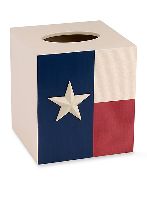 Avanti Texas Star Tissue Cover