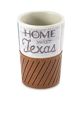 Home Sweet Texas Tumbler