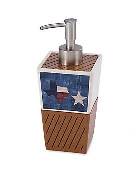 Home Sweet Texas Lotion Pump