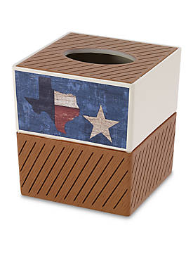 Home Sweet Texas Tissue Cover
