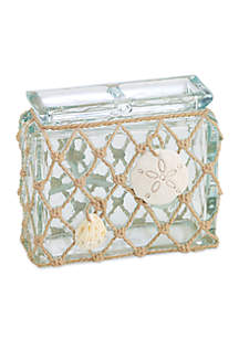 Sea Glass Bath Accessories