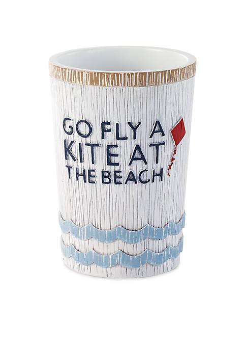 Avanti Beach Words Tumbler 3.1-in. x 3.1-in. x