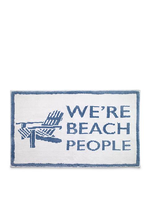 Avanti Beach Words Rug
