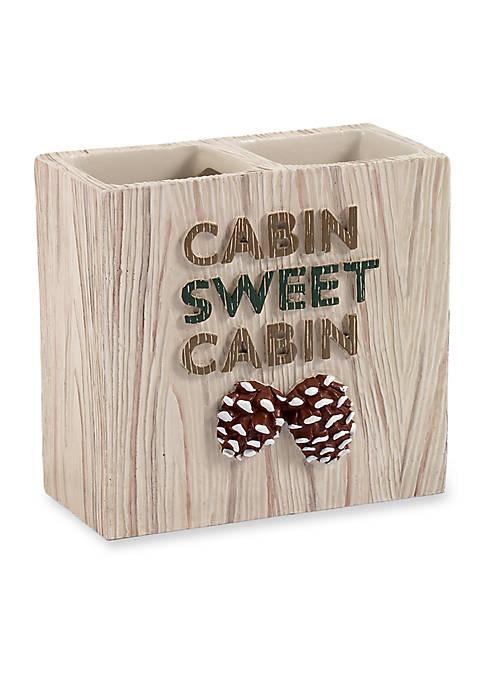 Avanti Cabin Words Toothbrush