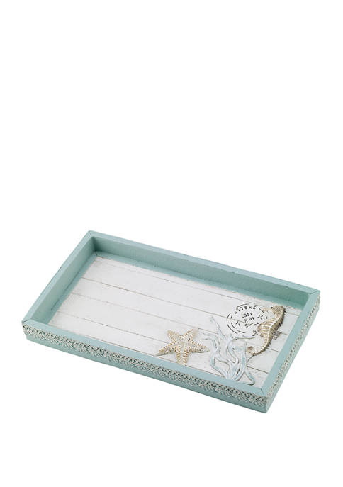 Avanti Farmhouse Shell Tray
