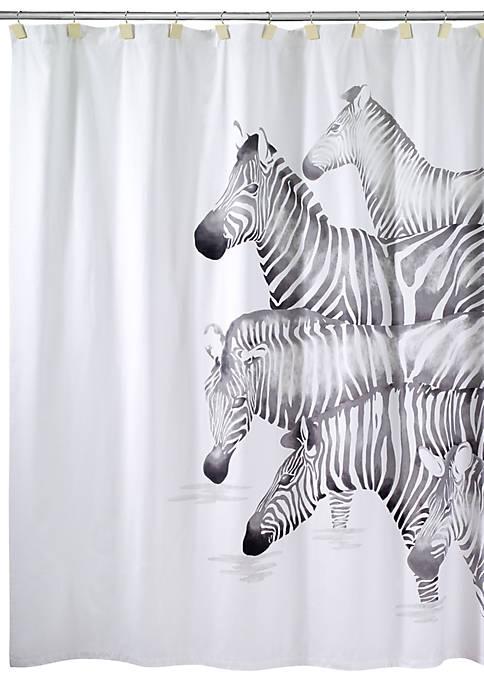 Avanti Bliss Punamilia Multi Shower Curtain