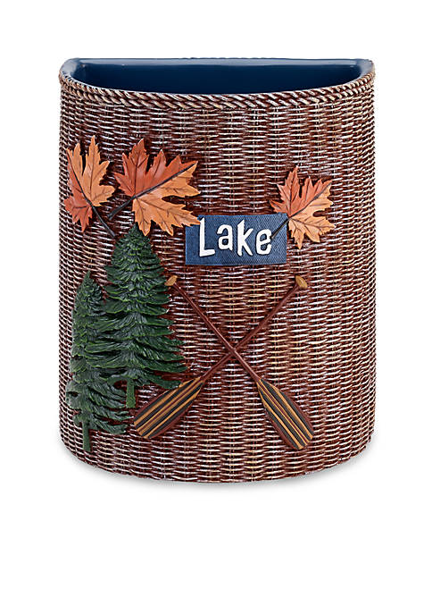 Avanti Lakeville Wastebasket