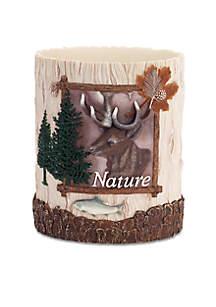 Nature Walk Wastebasket