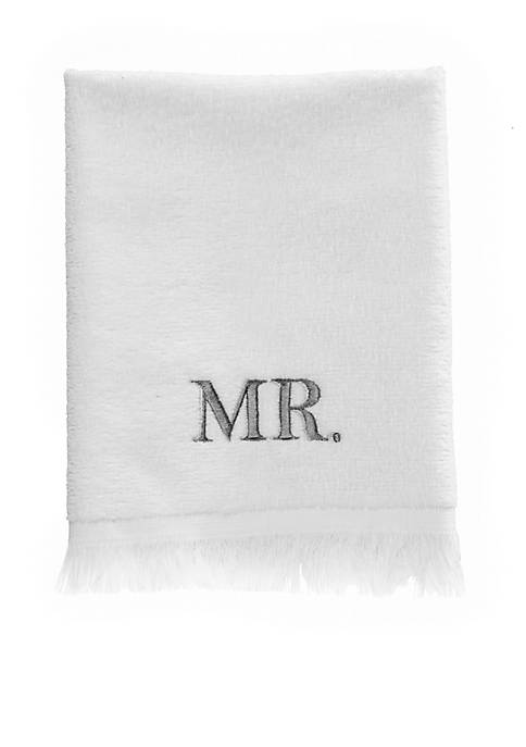 Avanti Mr. & Mrs. Collection Bath Towel 27-in.