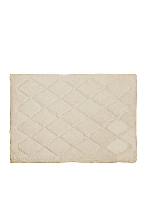 Avanti Splendor Solid Color Ivory Rug 17x24