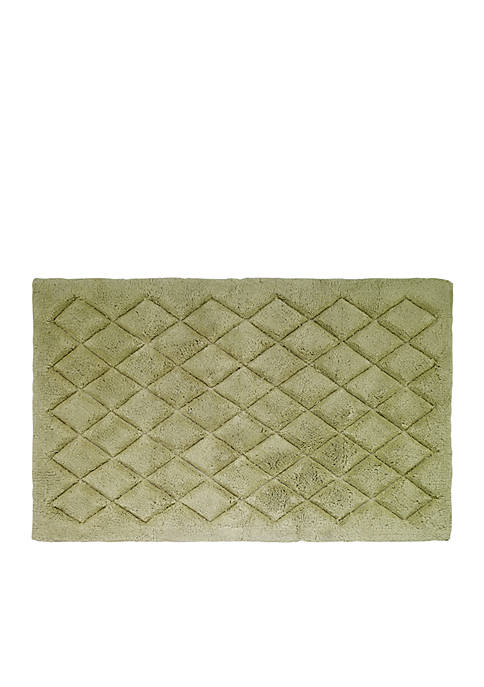 Avanti Splendor Solid Bath Rug 21-in. x 34-in.