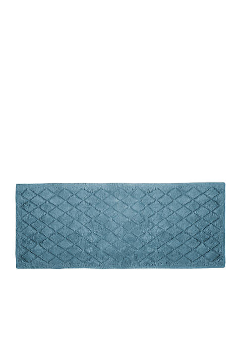 Avanti Splendor Solid Bath Rug 24-in. x 60-in.