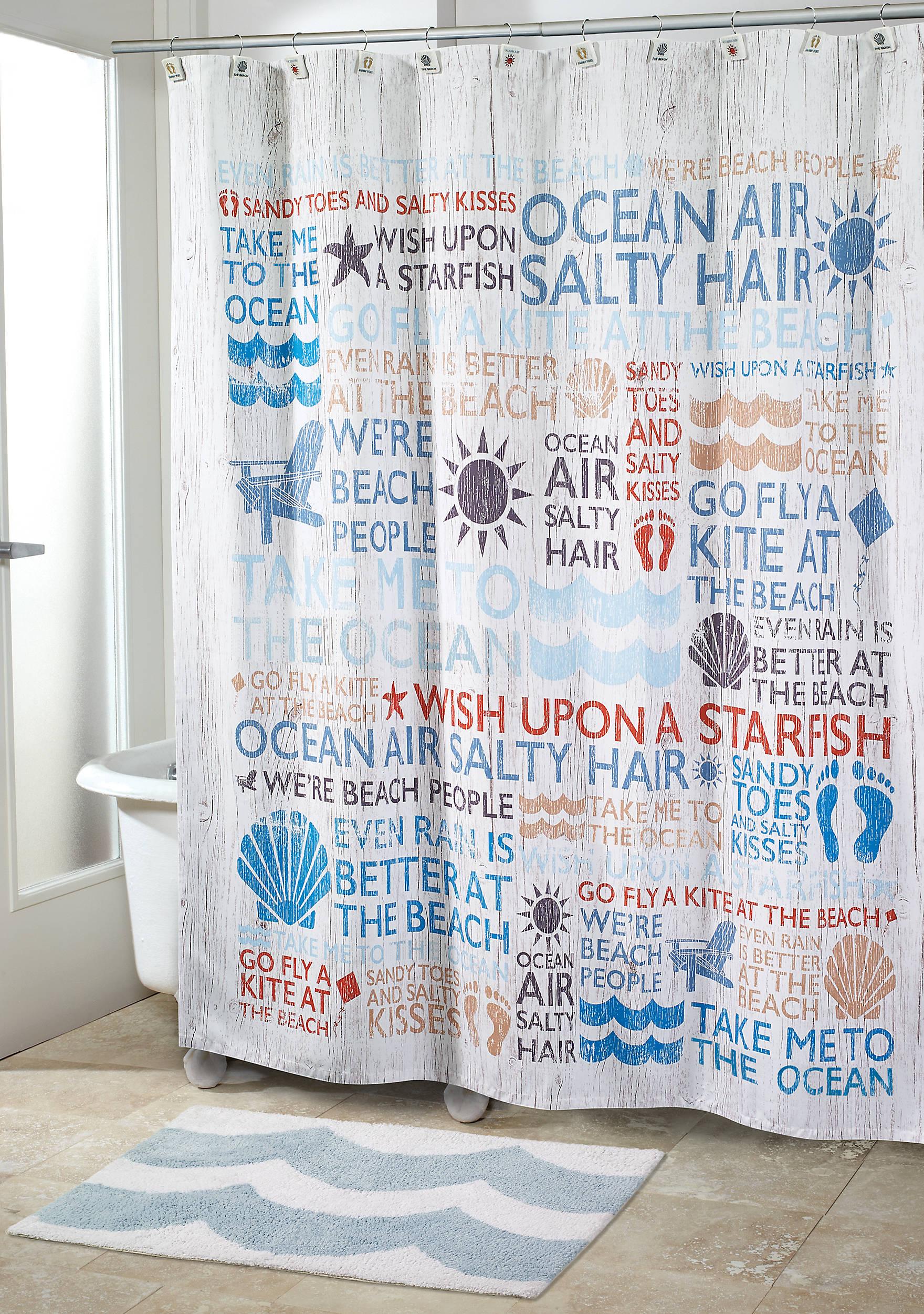 Cool Calvin Klein Shower Curtain Contemporary
