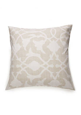 Poetical Natural Euro Sham 26-in. x 26-in.