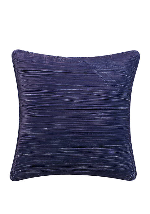 Crinkle Decorative Pillow