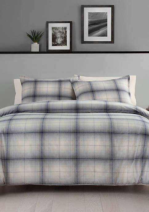 Porter Plaid Comforter Set