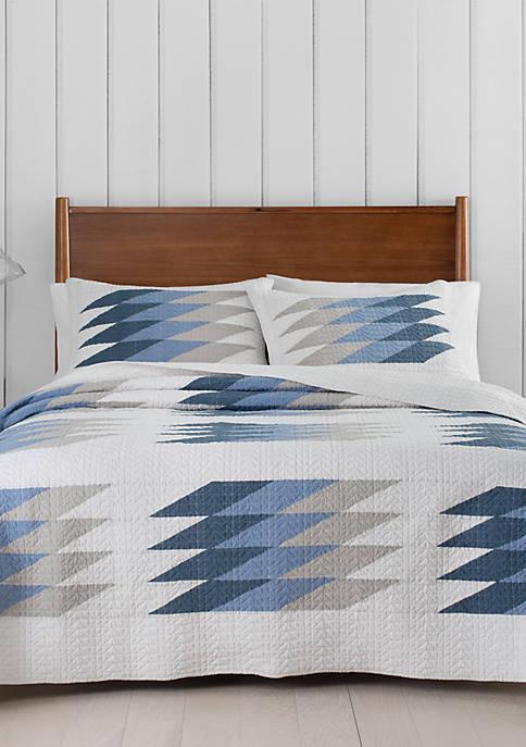 Pendleton® Reflection Lakes Quilt Set