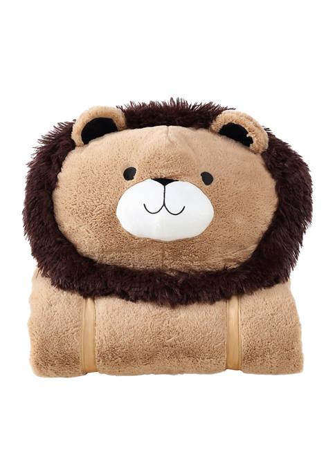 FAO Schwarz Lion Sleeping Bag