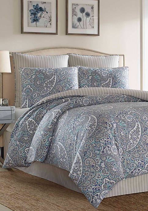 Stone Cottage Lancaster Queen Comforter Set 92-in. x