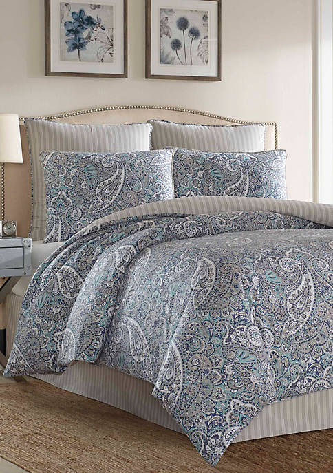 Stone Cottage Lancaster Queen Comforter Set 92-in. x