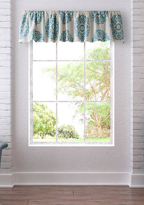 Bristol Curtain Valance 16-in. x 88-in.
