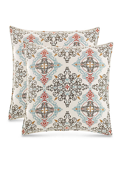 Stone Cottage Darville Pair of Euro Shams