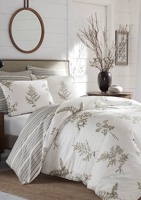 Stone Cottage Willow Duvet/Sham Set