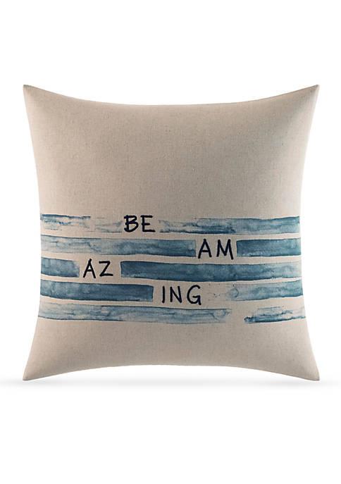 Ellen DeGeneres Be Amazing Pillow