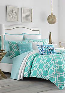 Avalon Comforter Set - King