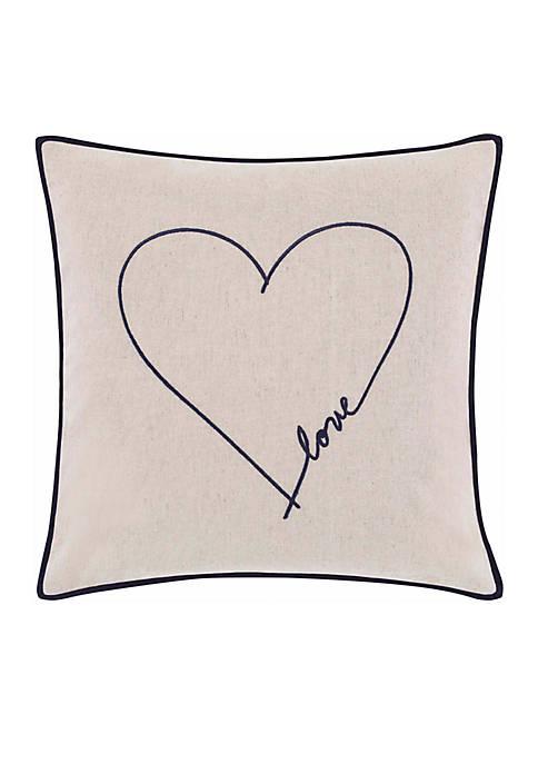 Ellen DeGeneres Jasper Square Pillow